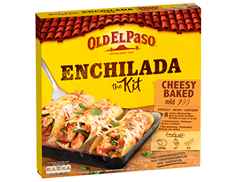 Enchilada Kit Cheesy Baked Mild