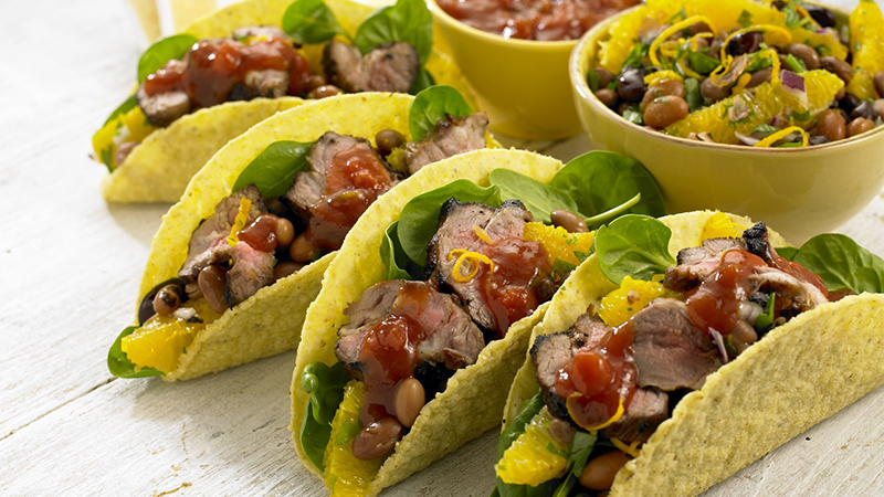 lamb-tacos-with-orange-and-beans