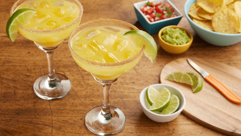 Vodka-orange à la mexicaine