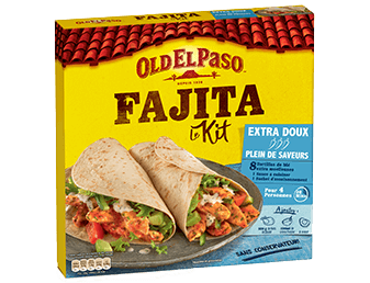 Fajita Kit Extra Mild Super Tasty Cool