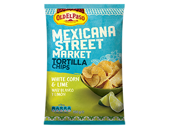 mexicana white corn tortilla chips