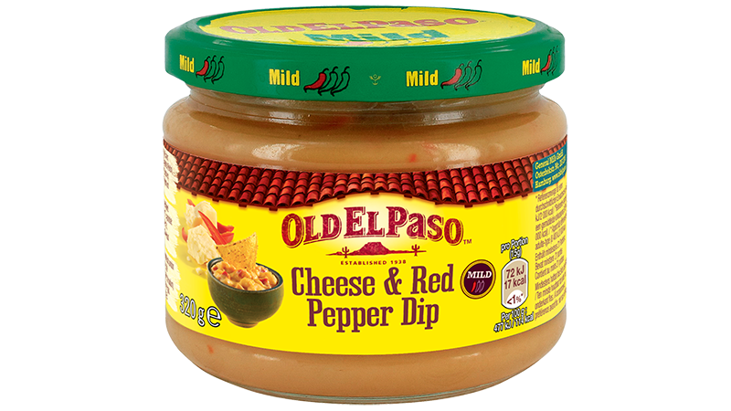 Cheese & Red Pepper Dip
