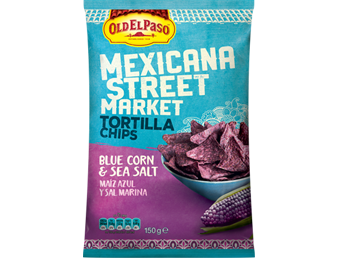 mexicana blue corn tortilla chips
