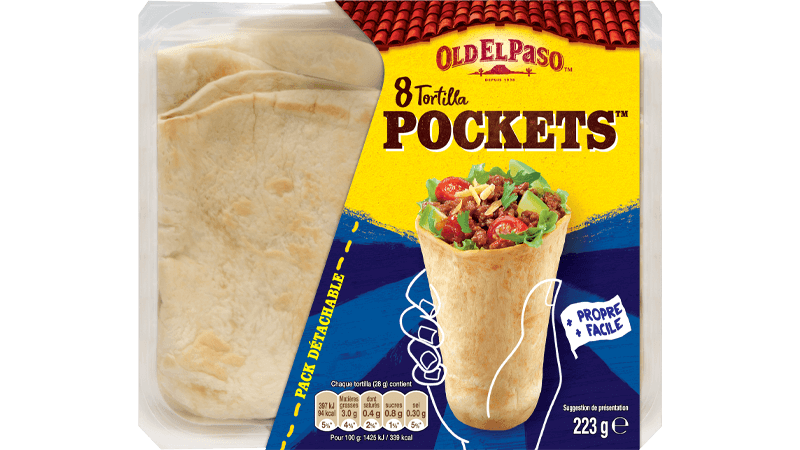 tortilla pockets hero