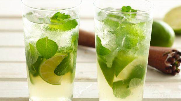 Traditionelle Mojitos